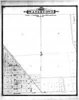 Watertown Township Section 32, Jefferson County 1887